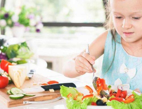 ¿Cómo incorporar en los niños hábitos de alimentación saludable?